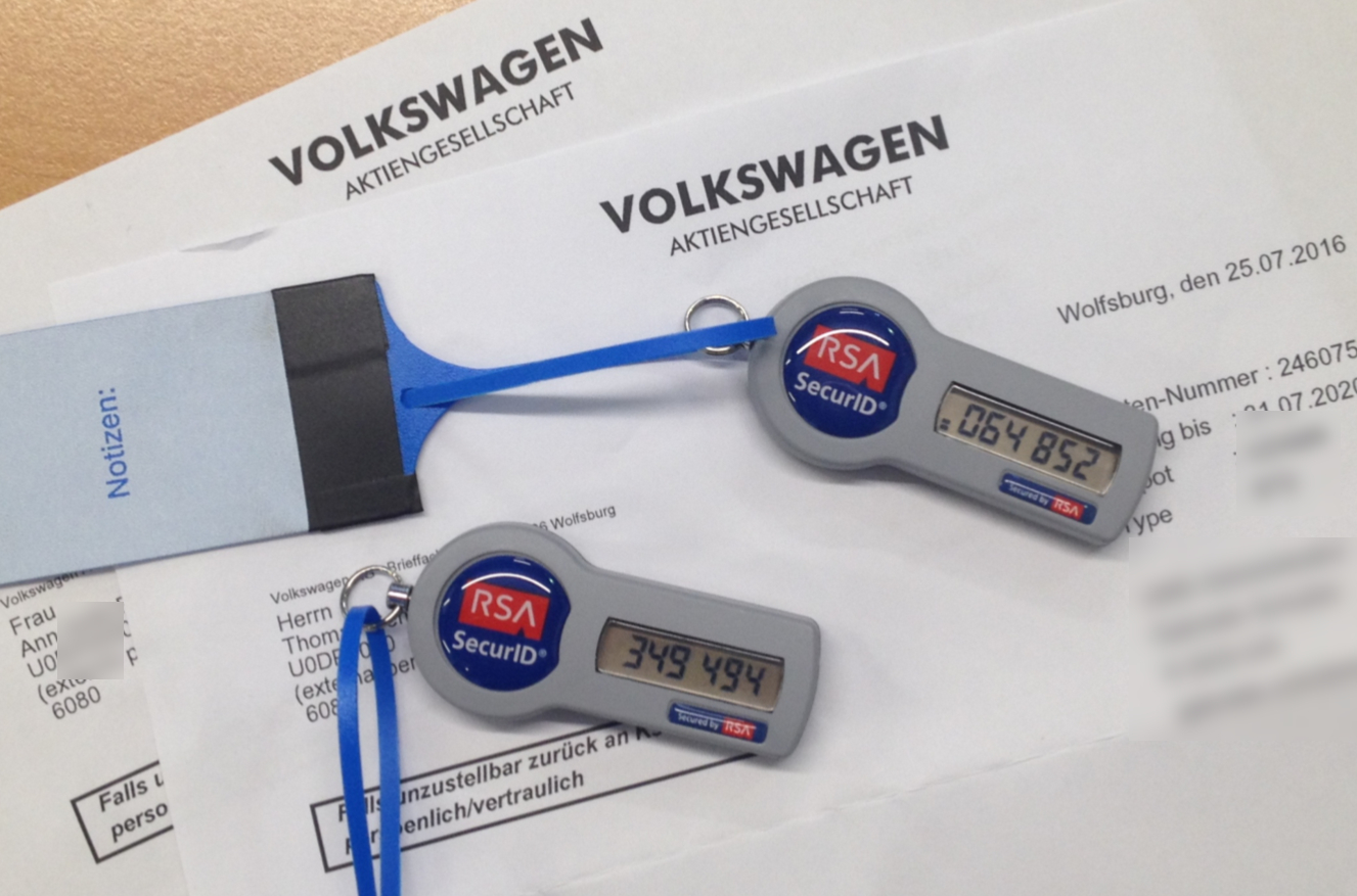 Zugang zur VW-EDV wieder hergestellt – Kemper – Auto.de