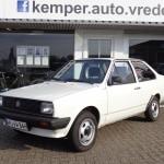 Der VW Derby mit H-Kennzeichen