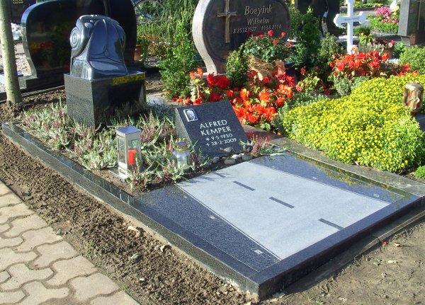 Alfred Kemper sen. Grabstätte