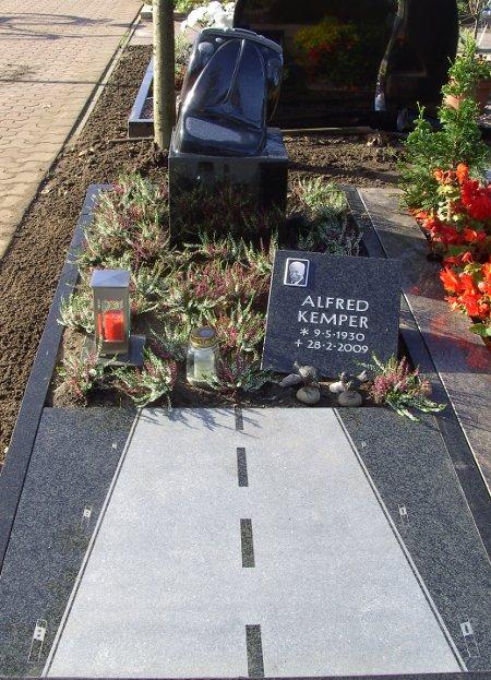 Alfred Kemper sen. Grabstätte Vreden